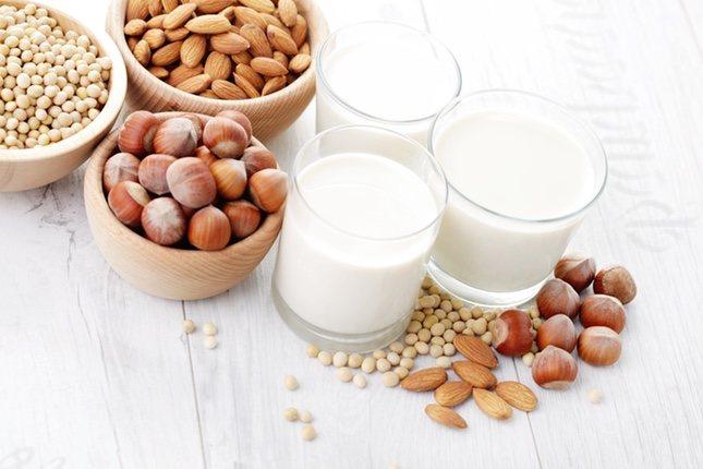 Las leches vegetales tienen distintos valores nutricionales pero algunas pueden ser hasta mejores que la leche animal