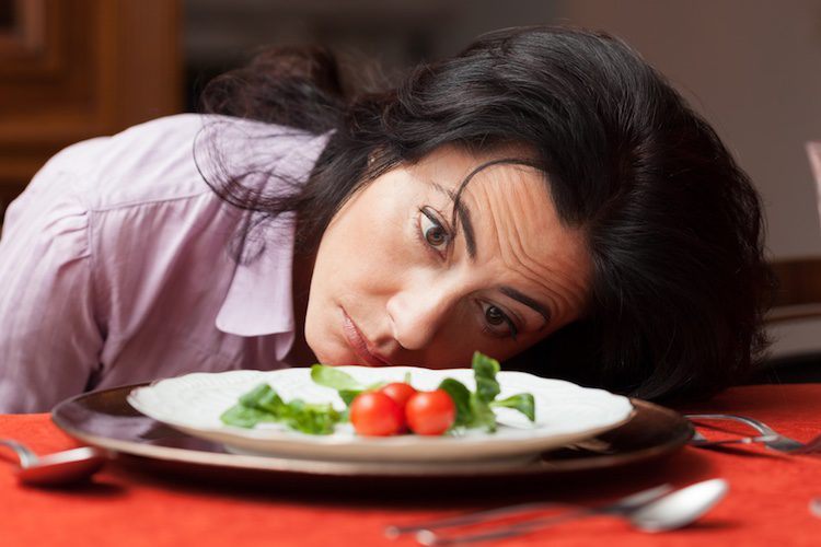 5 señales que indican que no consumimos suficientes calorias
