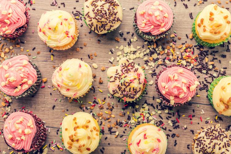 Cómo hacer frosting para cupcakes