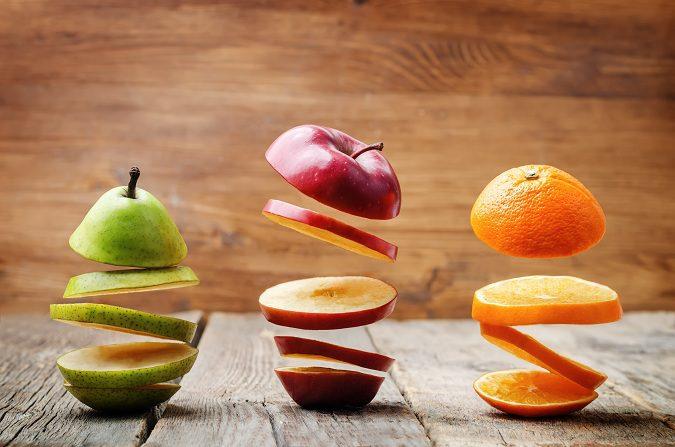 La fruta fresca es uno de los alimentos más ricos y sanos que podemos consumir