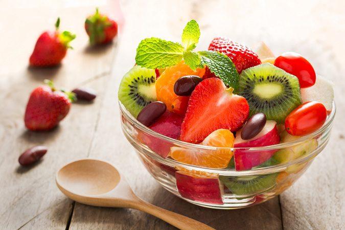 Cuando se opta por congelar una fruta puede haber muchas razones