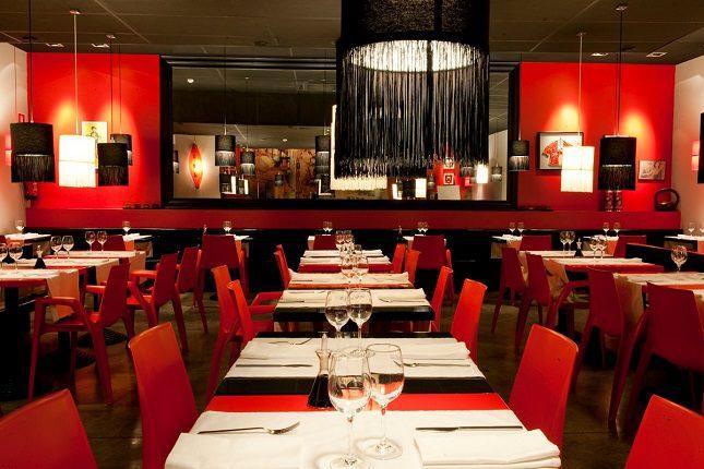 Descubre este elegante restaurante situado muy cerca del centro de la ciudad catalana