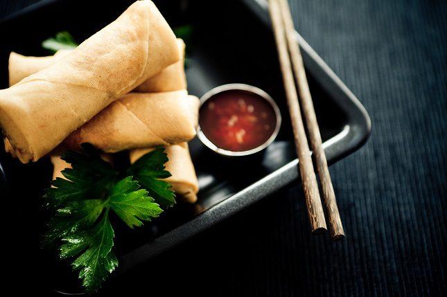 Son muchas las personas que disfrutan de la comida china
