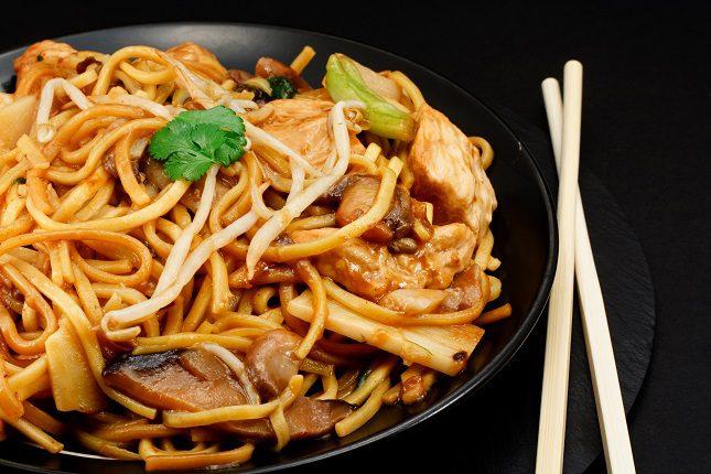 En la cocina china real las salsas son muy importantes