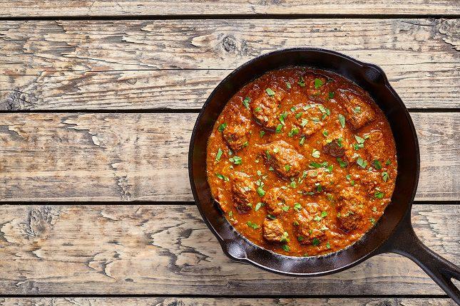 Para elaborar este maravilloso plato puedes usar las sobras de carne que te hayan quedado del cocido