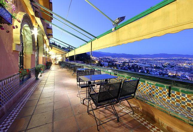 El Hotel Alhambra Palace dispone de una de las mejores cocinas de la ciudad