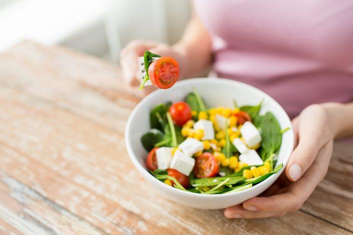 La dieta en general tiene que ser rica en nutrientes