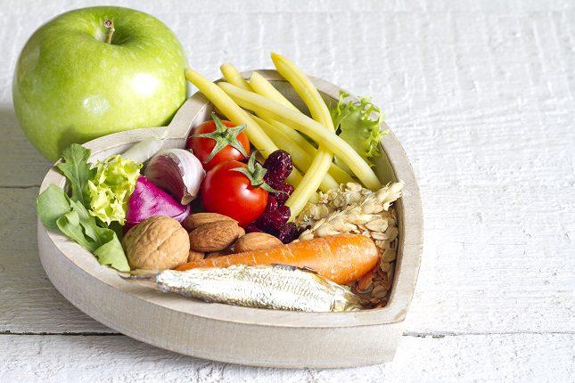 Las verduras debe ser la base de tu dieta diaria junto con otros productos saludables