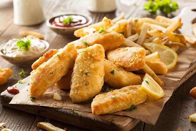 Son muchas las formas que existen para cocinar el pescado