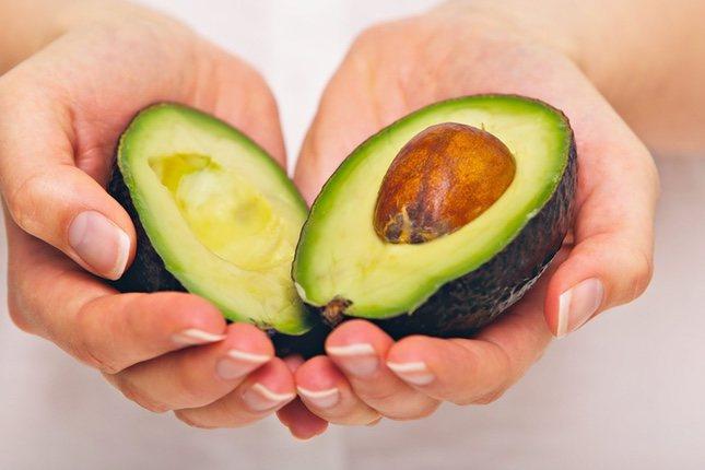 Los saludables aminoácidos del aguacate se encuentran en la semilla