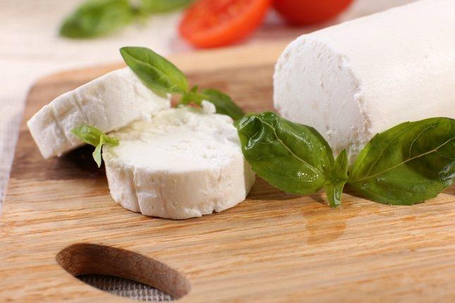 El queso de cabra se digiere muy fácil y aporta mucha proteína