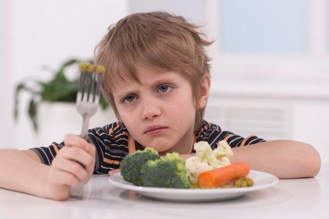 A pesar de no ser plato de buen gusto para los más pequeños, las verduras son esenciales en su dieta