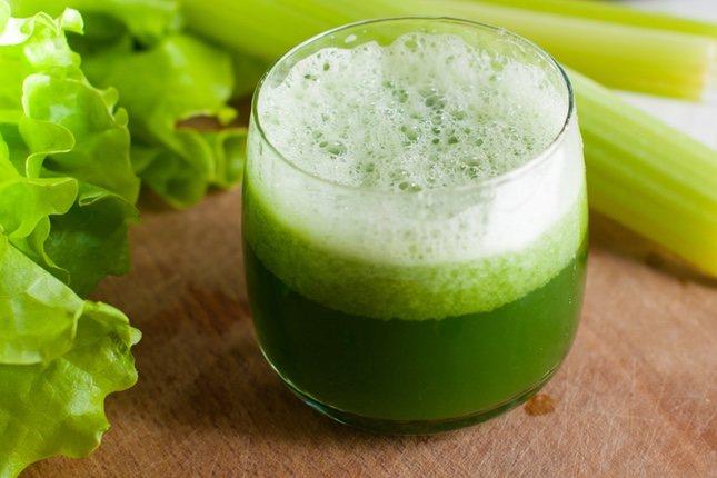 Los zumos depurativos se planteaban como una alternativa saludable