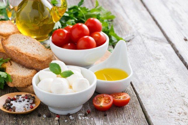 Crea deliciosos y saludables platos con queso mozzarella