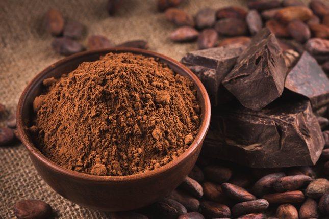 El cacao es el ingrediente principal de la crema de cacao