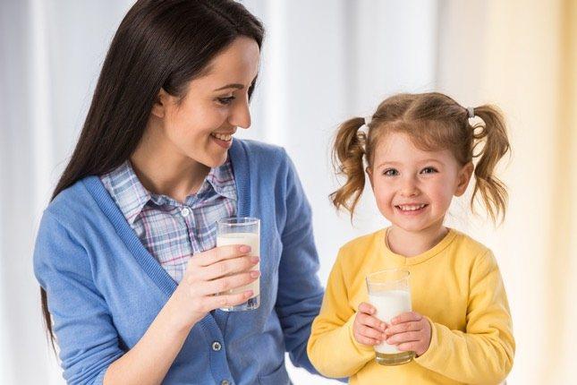 La leche de arroz es una de las preferidas de los niños