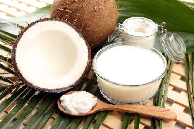 La leche de coco puede tomarse de forma muy variada