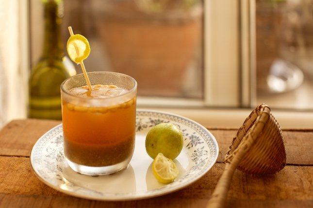 En Sol Azteca podrás degustar el agua de tamarindo, algo difícil de encontrar en otros restaurantes mexicanos