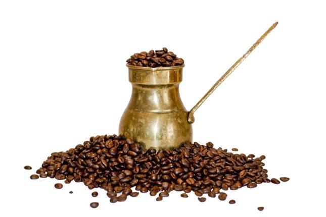 Pot tradicional para hacer a la perfección el café arábigo