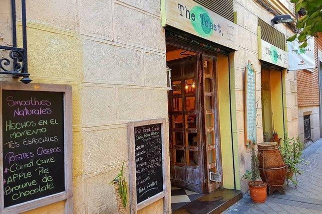The Toast Café tiene un toque americano en su carta, destacando el french toast y el breakfast burrito / Fuente: @thetoastcafe