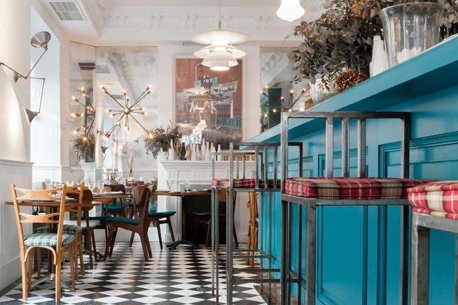 En pleno Barrio de las Letras este restaurante ofrece un must diario / Fuente: @ganzcafe