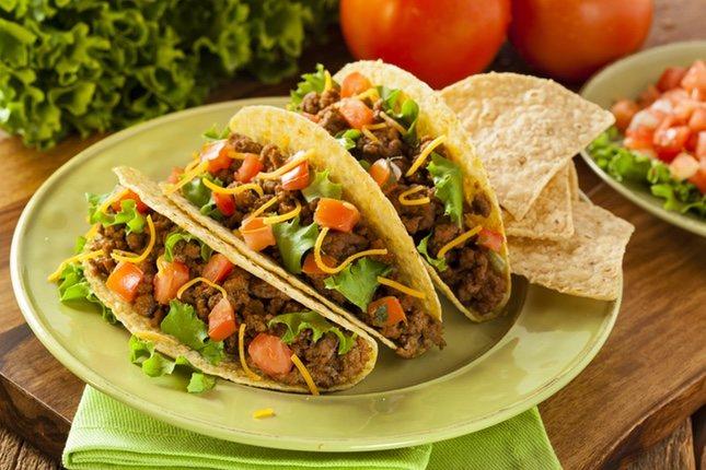 Tacos, un plato clásico de la cocina mexicana