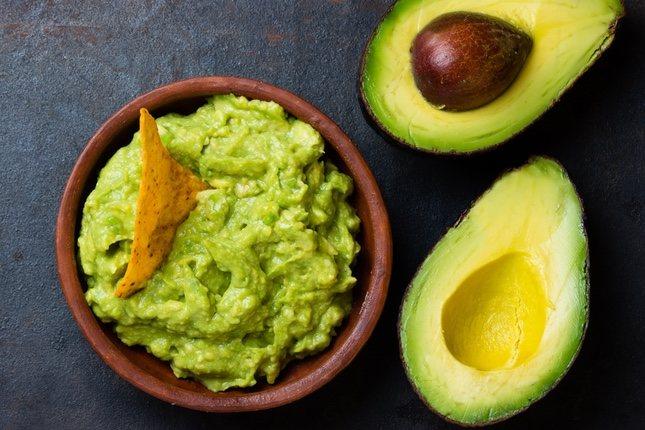 Guacamole, uno de los platos mexicanos más famosos