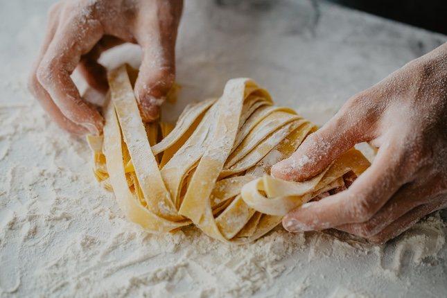 Macarrones, raviolis, tallarines... existen diversas formas de preparar la pasta