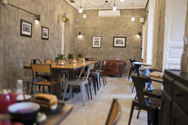 En la cafetería MÜR Café admiten mascotas