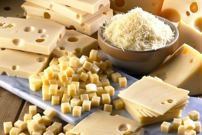 El queso gruyère es uno de los más conocidos de Suiza
