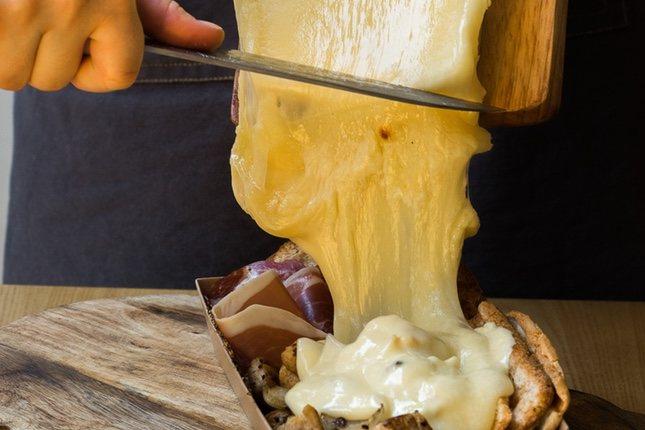 Es un queso de textura muy suave y que tiene un toque afrutado