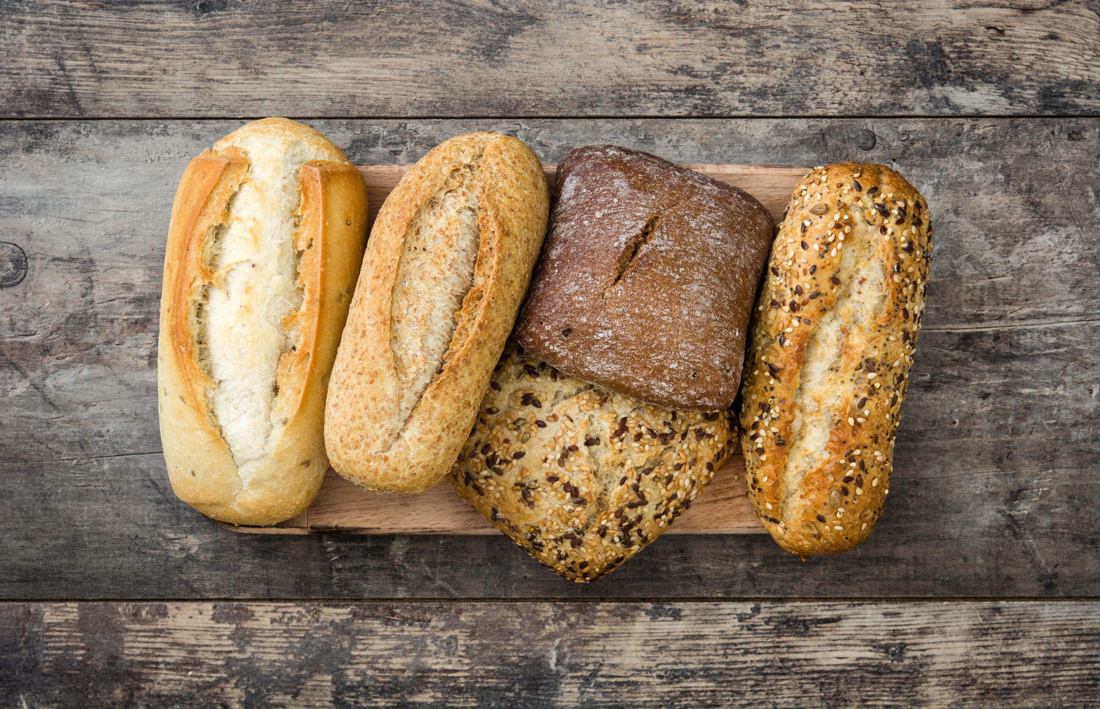 recetas para adelgazar pan integral
