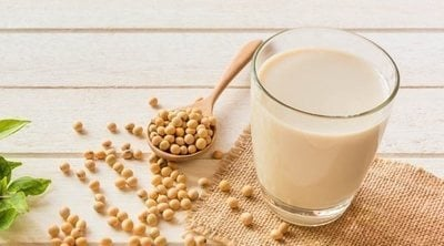 Tipos de leche vegetal