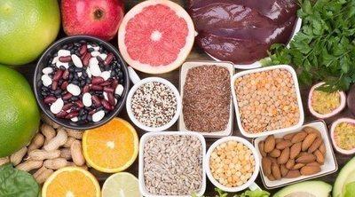 Alimentos que llevan ácido fólico