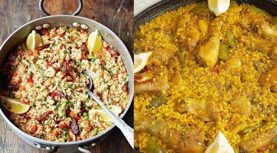 Las 11 cosas que están mal en la paella de Jamie Oliver