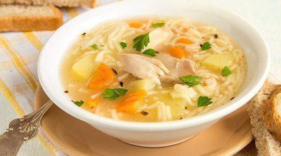 3 recetas saludables con caldo de pollo
