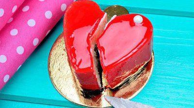 Cómo hacer un pastel en forma de corazón para San Valentín
