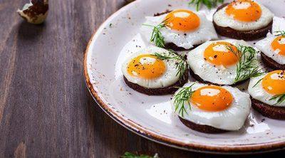 3 recetas con huevos