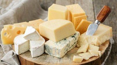 Emmental, manchego, roquefort... y otros tipos de queso
