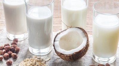 Leche vegetal versus leche animal