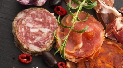 Embutidos de la gastronomía española
