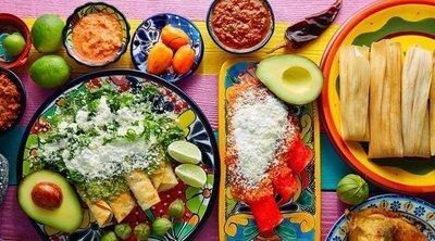 Comida típica de México