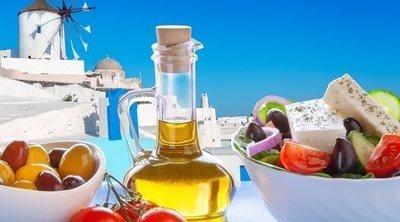 Comida típica de Grecia