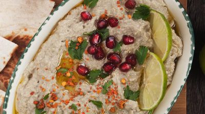 Mutabal o Baba Ghanoush