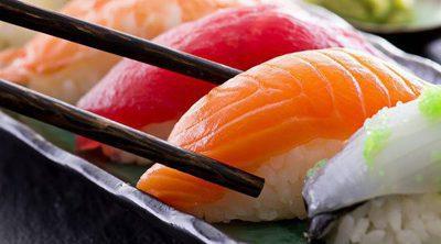 Sushi casero