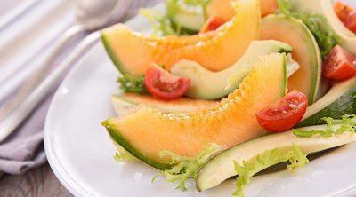 Ensalada marroqui de melón