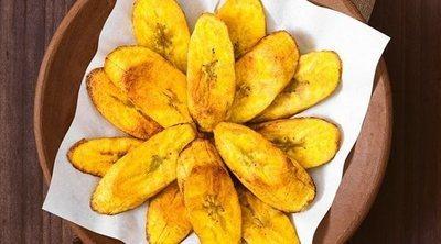 Plátano frito