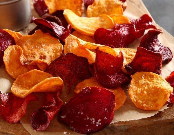 Chips De Verduras Bekia Cocina