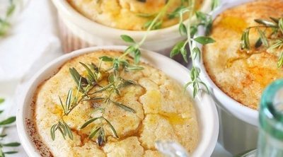 Suflé de patatas