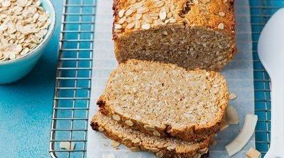 Pan de avena tradicional